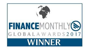 Finance Monthly Global Awards 2017 Winner