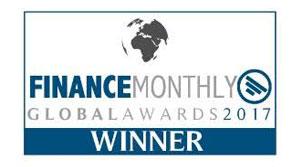 Finance Monthly Global Awards 2017 Winner