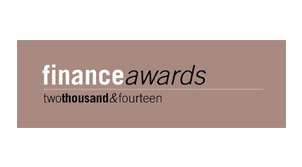 Finance Awards 2014