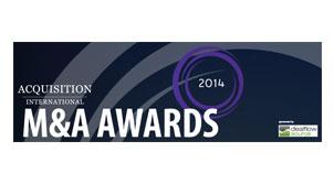M&A Awards 2014